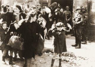 Ledwo wywieziono Żydów, a rozpoczął się szaber...