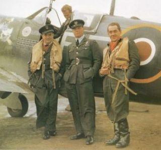 Polscy lotnicy w Anglii. Skąd oni się tam wzięli?