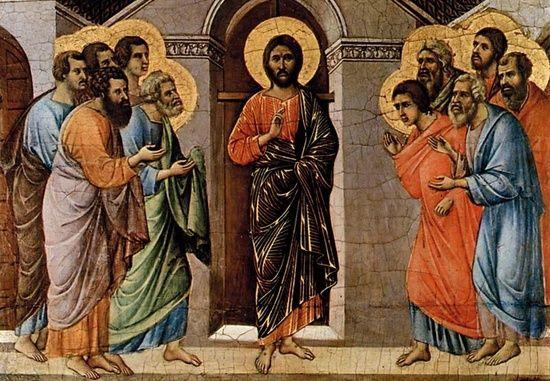 Według teorii lansowanych przez niektórych ewangelickich teologów Jezus prowadził świętą wojnę przeciwko Żydom, a jego najwierniejsi uczniowie wcale nie byli Żydami