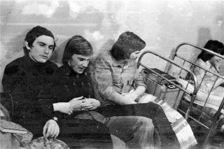 Radzieccy studenci. Tacy jak oni w 1956 roku chcieli podpalić Rosję...