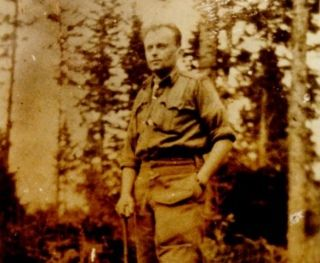 """Tadeusz Bartoszewski """"Wir"""" we własnej osobie."""