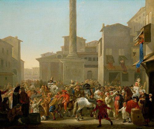 Kiedy Rzym bawił się podczas jubileuszowego karnawału, papież borykał się z niemałą aferą...