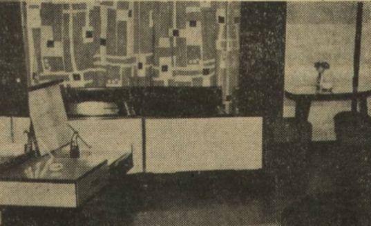 Prototyp nowoczesnej sypialni, powstały w Kalwarii.