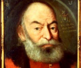Taki poważny portret dla człowieka tak zaciętego? Wizerunek banity Samuela Zborowskiego.