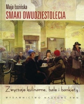 """Artykuł powstał przede wszystkim w oparciu o książkę Mai Łozińskiej """"Smaki dwudziestolecia"""" (PWN 2012)."""