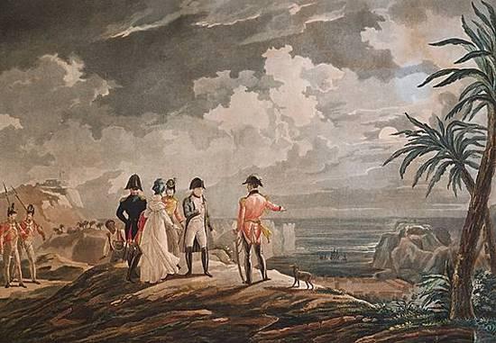 W trakcie pobytu na wyspie św. Heleny Napoleon w trakcie rozmów z hrabią Emmanuelem de Las Cases'em poruszał wiele kwestii, wśród nich nie zabrakło również rozważań na temat kobiet