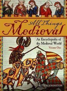 """Artykuł powstał w oparciu o książkę Ruth A. Johnston """"All things medieval...""""."""