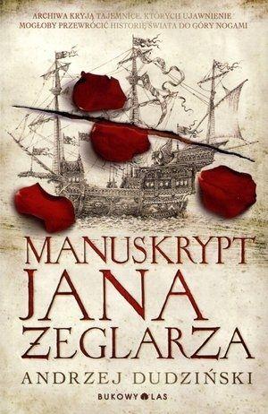 """Andrzej Dudziński, """"Manuskrypt Jana Żeglarza"""", Bukowy Las 2012."""