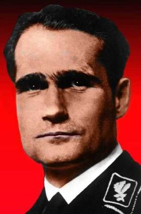 Rudolf Hess...