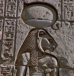 Sekhet. Egipska bogini bagien, polowań i... sportu.