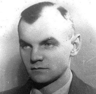 """Kapitan Alfred Paczkowski """"Wania"""" to między innymi jego """"Ponury"""" odbił z pińskiego więzienia"""