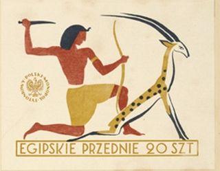 Egipskie Przednie, czyli papierosy ze średniej półki, za które w 1933 r. płaciło się dziewięć groszy za sztukę.