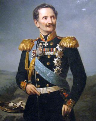 Fiodor Berg, to na niego spiskowcy zorganizowali zamach.