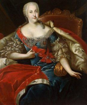 Joanna von Holstein-Gottorp. Nawet jej się nie śniło, że z pogardzanego przez nią kopciuszka wyrośnie caryca!