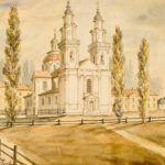 Kościół i klasztor pojezuicki w Połocku.