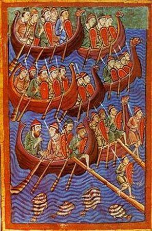Wikingowie byli nie tylko doskonałymi żeglarzami, świetnie radzili sobie również z łukami.