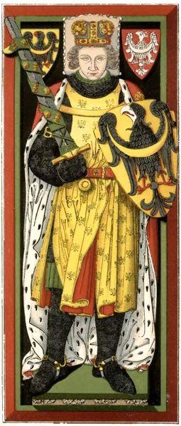 Henryk IV Prawy jako wzór średniowiecznej mody męskiej?