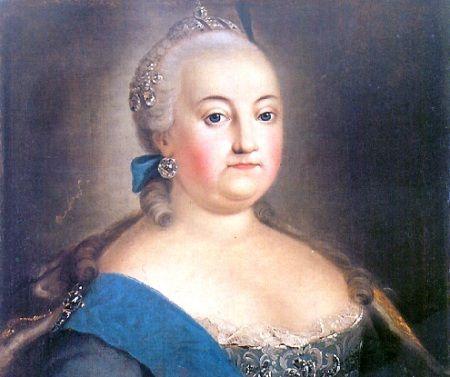 Caryca Elżbieta. Obsypywała Joannę brylantami, a w końcu postanowiła zrobić z jej córki imperatorową...