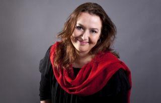 Elżbieta Cherezińska. Zdjęcie pochodzi ze strony zysk.com.pl
