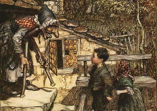 Francuska wersja baśni o Jasiu i Małgosi ma niewiele wspólnego z tym co pamiętamy z dzieciństwa.