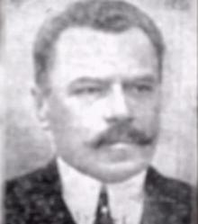 A oto i Stanisław hrabia Koziełł-Poklewski we własnej osobie.