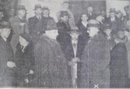 Urzędowanie Poklewskiego zakończyło się dopiero w 1934 r., kiedy do Bukaresztu przybył pierwszy sowiecki dyplomata, Michaił Ostrowski.