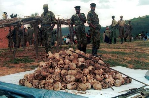 Tragiczny epilog konfliktu pomiędzy Hutu i Tutsi.