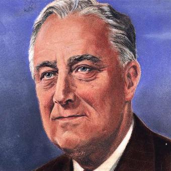 Franklin D. Roosevelt zapisał się w dziejach USA złotymi zgłoskami, jednak mało kto dzisiaj pamięta, że niewiele brakło, aby w ogóle nie objął swojej funkcji.