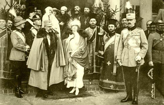 Funkcjonowanie carskiej ambasady w Bukareszcie było możliwie dzięki konfliktowi granicznemu Rumunii i ZSRR oraz przychylności królowej Marii Koburg.