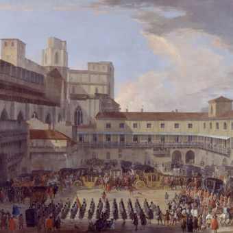 Mediolański pałac królewski był areną zakulisowych walk. Ten piękny budynek był świadkiem stosowania paskudnych metod...
