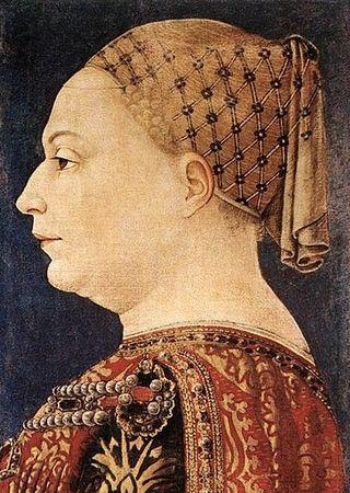 Prababka naszej polskiej królowej Bony, Bianca Maria Sforza, zaszła za skórę swojej synowej. Zmarła w męczarniach, otruta.