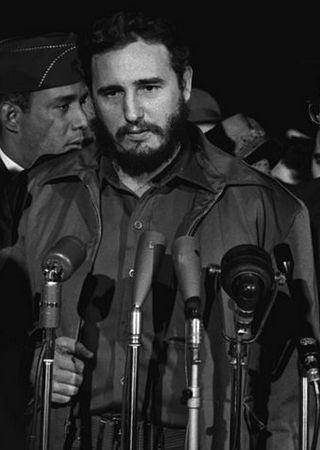 Wódz kubańskiej rewolucji był niezwykle kochliwym mężczyzną. Kolejnym obiektem jego westchnień miała stać się Marita Lorenz.
