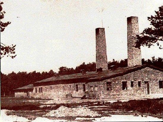 Krematorium IV, to właśnie tam 7 października 1944 r. rozpoczął się największy w dziejach obozu Auschwitz-Birkenau bunt więźniów.