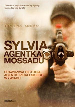 """""""Sylvia. Agentka Mossadu"""" Znak Litera Nova 2013."""