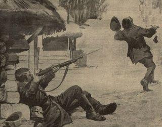 Między gajowymi a kłusownikami w II RP często dochodziło do wymiany ognia. Ofiary śmiertelne były po obu stronach.