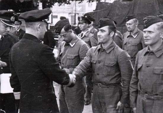 Po powrocie z patrolu załoga U-boota mogła liczyć nie tylko na gratulacje od admirała Dönitza, ale również na wyżywienie, o którym inni niemieccy żołnierze mogli tylko pomarzyć.