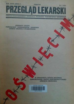 """Artykuł powstał w oparciu o """"Przegląd Lekarski"""" z 1971 roku."""