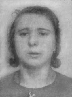 """Maria Zajdlowa. Jedna z najgłośniejszych morderczyń II RP. O jej makabrycznej zbrodni przeczytacie w książce """"Upadłe damy II Rzeczpospolitej""""."""