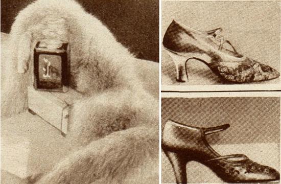 Futro, biżuteria, perfumy, a może eleganckie pantofelki? Przedwojenny dżentelmen miał spore pole do popisu w zakresie prezentów dla ukochanej. Oczywiście jeżeli maił zasobny portfel.