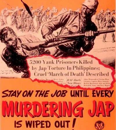 Pracuj tak długo aż wszyscy japońscy mordercy zostaną starci w pył!