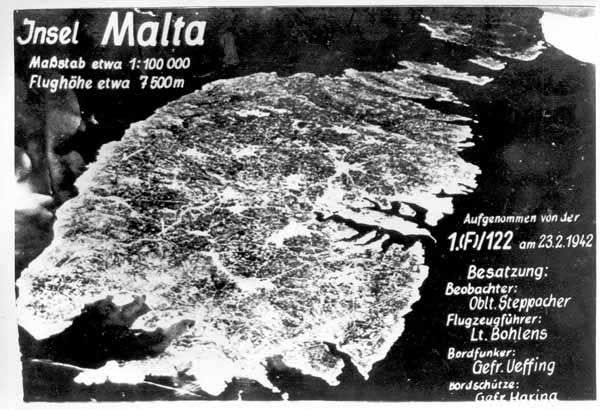 Malta. Niewiele brakowało, aby Niemcy wzięli wyspę głodem. Wysiłki marynarzy Royal Navy pokrzyżowały te plany.
