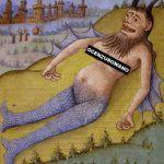 Nic dziwnego, że ludzie średniowiecza się masturbowali, jeśli nawet ich syrenki TAK wyglądały.