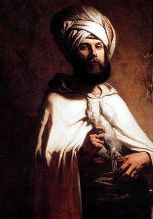 Abd al-Rahman Sanchuelo, to właśnie on był pierwszym panem Mudżāhida.