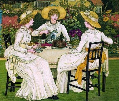 Ty popijasz herbatkę z psiapsiółkami, a gdzie Twój mąż? Czy czasem nie wyszedł cię ZDRADZAĆ?