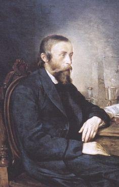 Ignacy Łukasiewicz, ojciec przemysłu naftowego we własnej osobie.