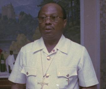 Liberyjski prezydent William Tolbert kochał pieniędze. Nieznająca granic pazerność była przyczyną jego zguby (źródło: wikimedia commons, domena publiczna).