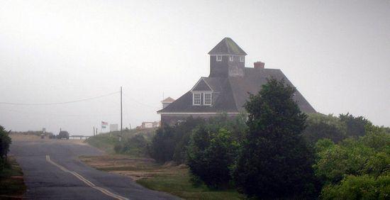 Budynek straży wybrzeża w Amagansett. To właśnie tam wylądowała grupa dywersantów dowodzona przez Georga Dascha (fort. MGA73, lic. CC ASA 2.5)