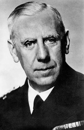 """Szef Abwehry admirał Wilhelm Canaris. Według jedne z wersji to on był pomysłodawcą operacji """"Pastorius""""."""