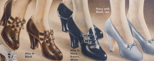 Buty, buty i jeszcze raz buty... Niektórzy o tym tylko marzą.