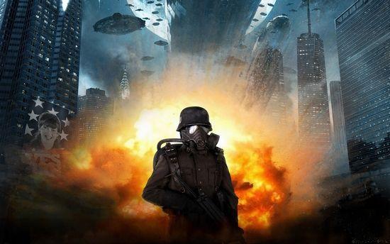 """W filmie """"Iron Sky"""" naziści atakują Stany Zjednoczone z kosmosu. Rzeczywistość była mniej spektakularna, jednak, gdyby operacja """"Pastorius"""" się powiodła jej efekt psychologiczny byłby trudny do przecenienia."""
